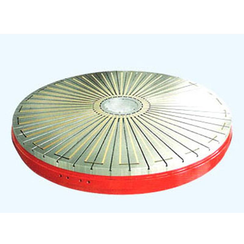 圆形电磁吸盘(放射极型