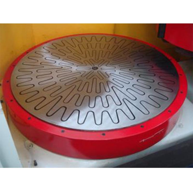 圆形电磁吸盘(梅花极型